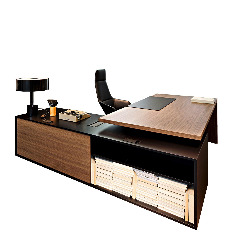 Report Executive Office Desk Sinetica Desks Apres Furniture