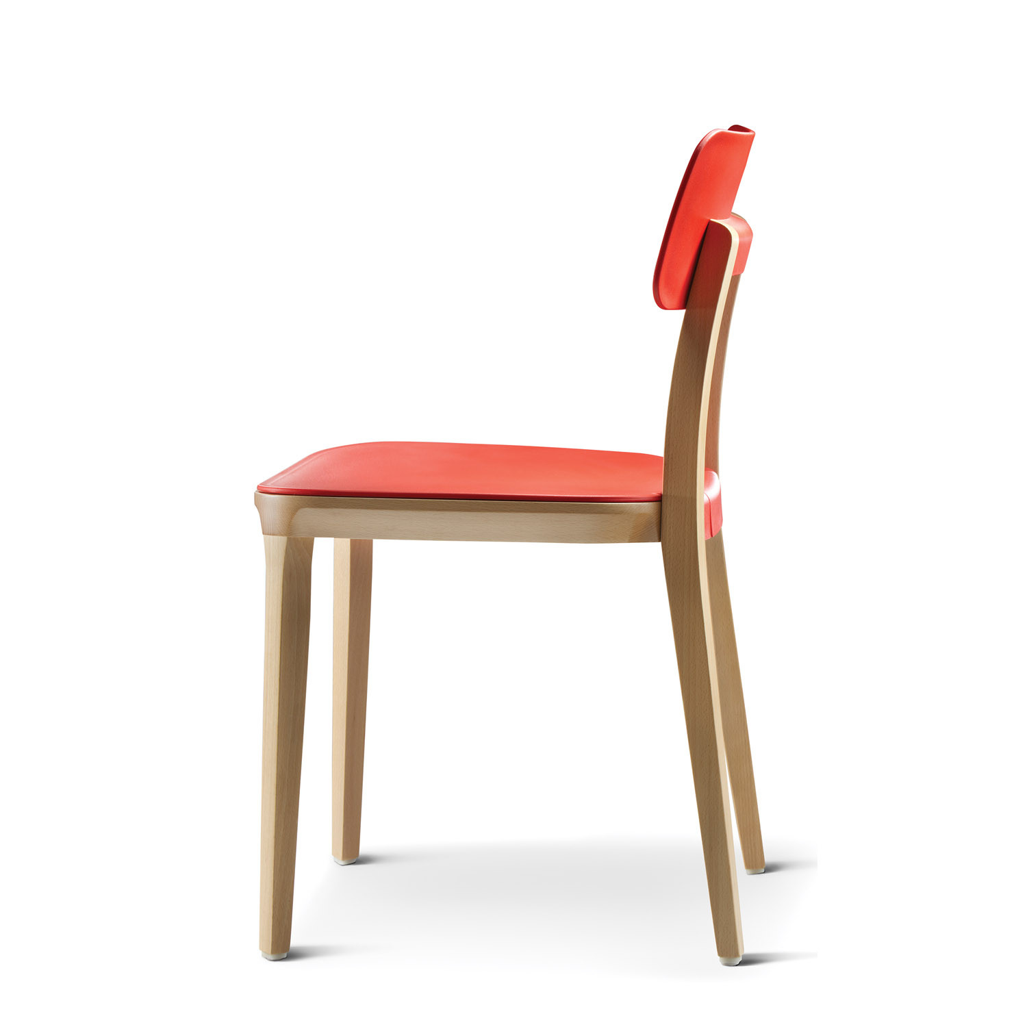 Retro Dining Chair Side View