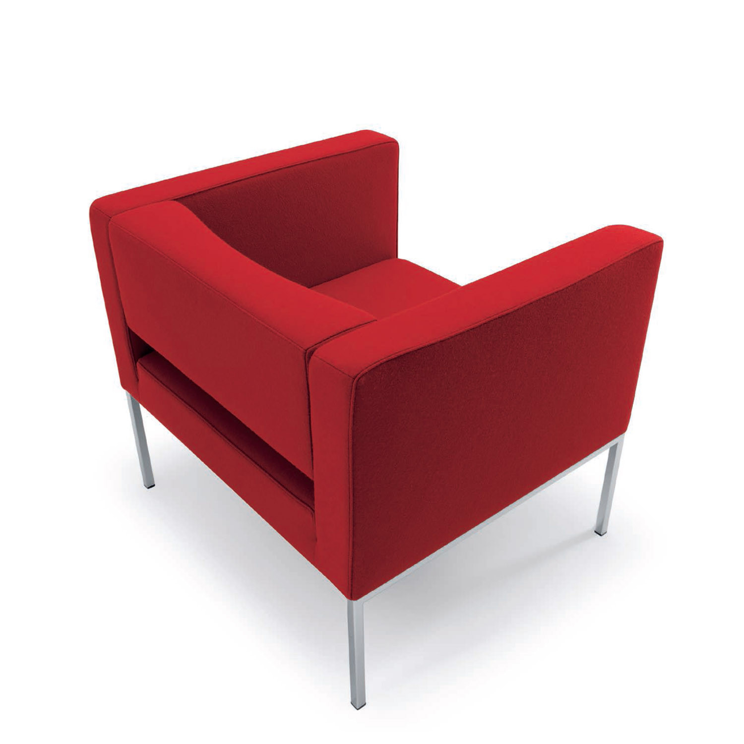 Rilasso Armchair Rear View