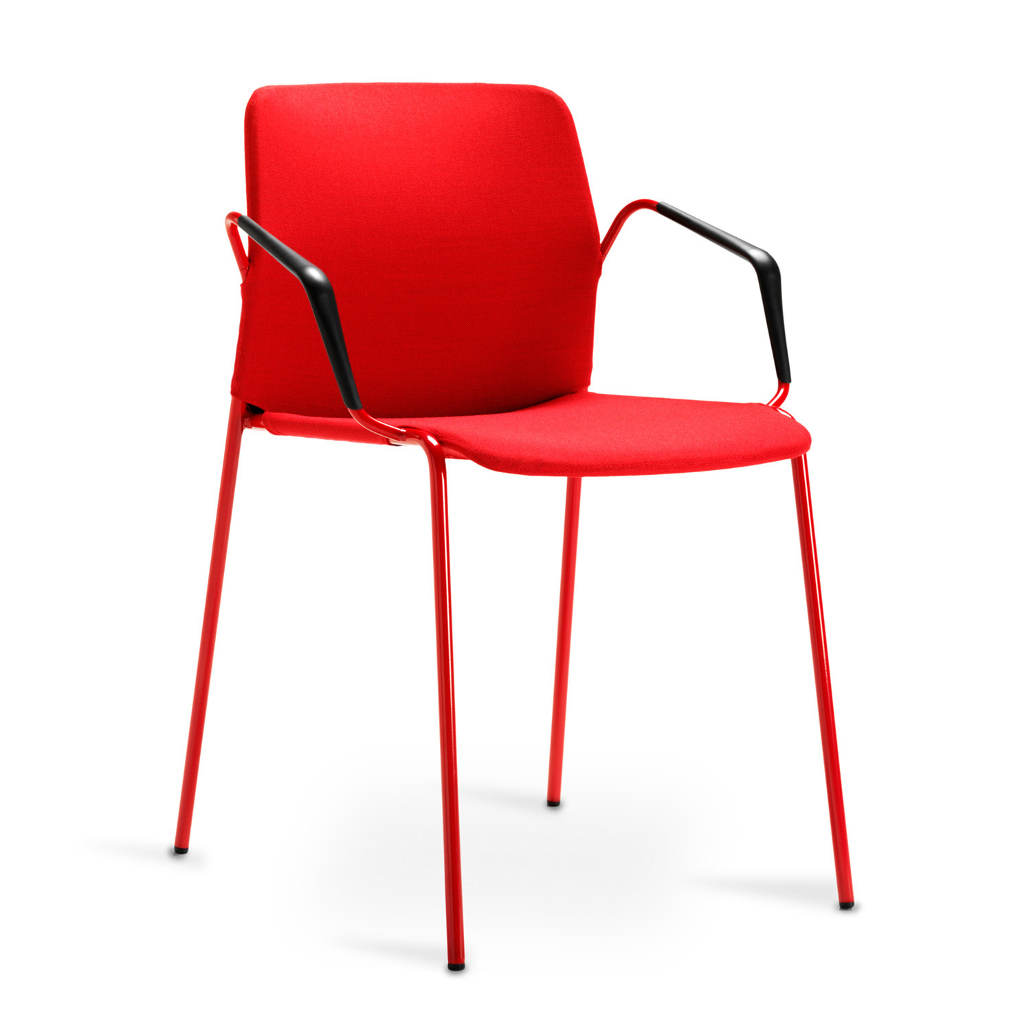 Risto Armchair in Red