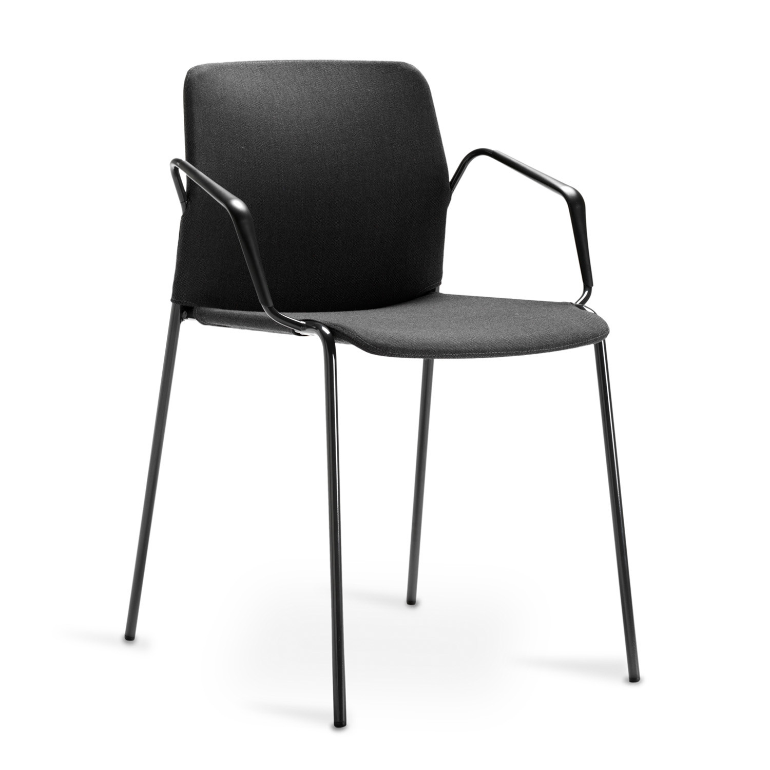 Risto Armchair in Black
