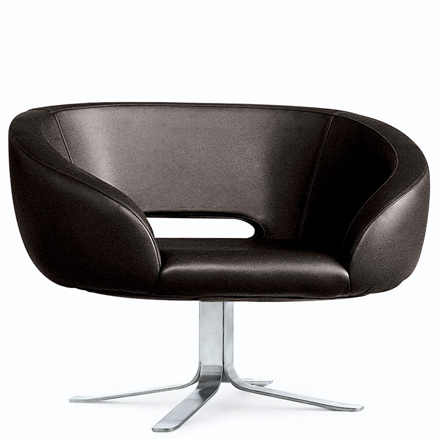 Rive Droite Tub Chair Black