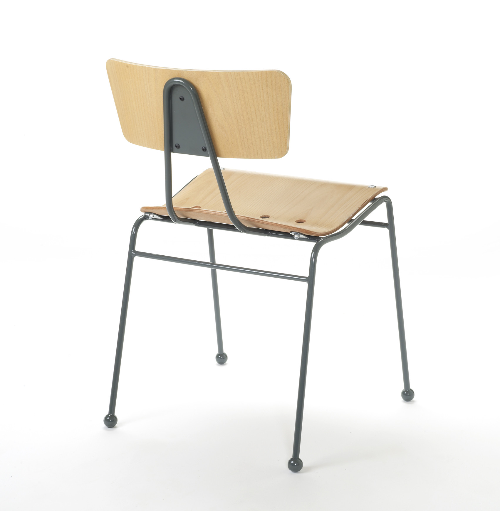 The Roebuck Stacking Chair