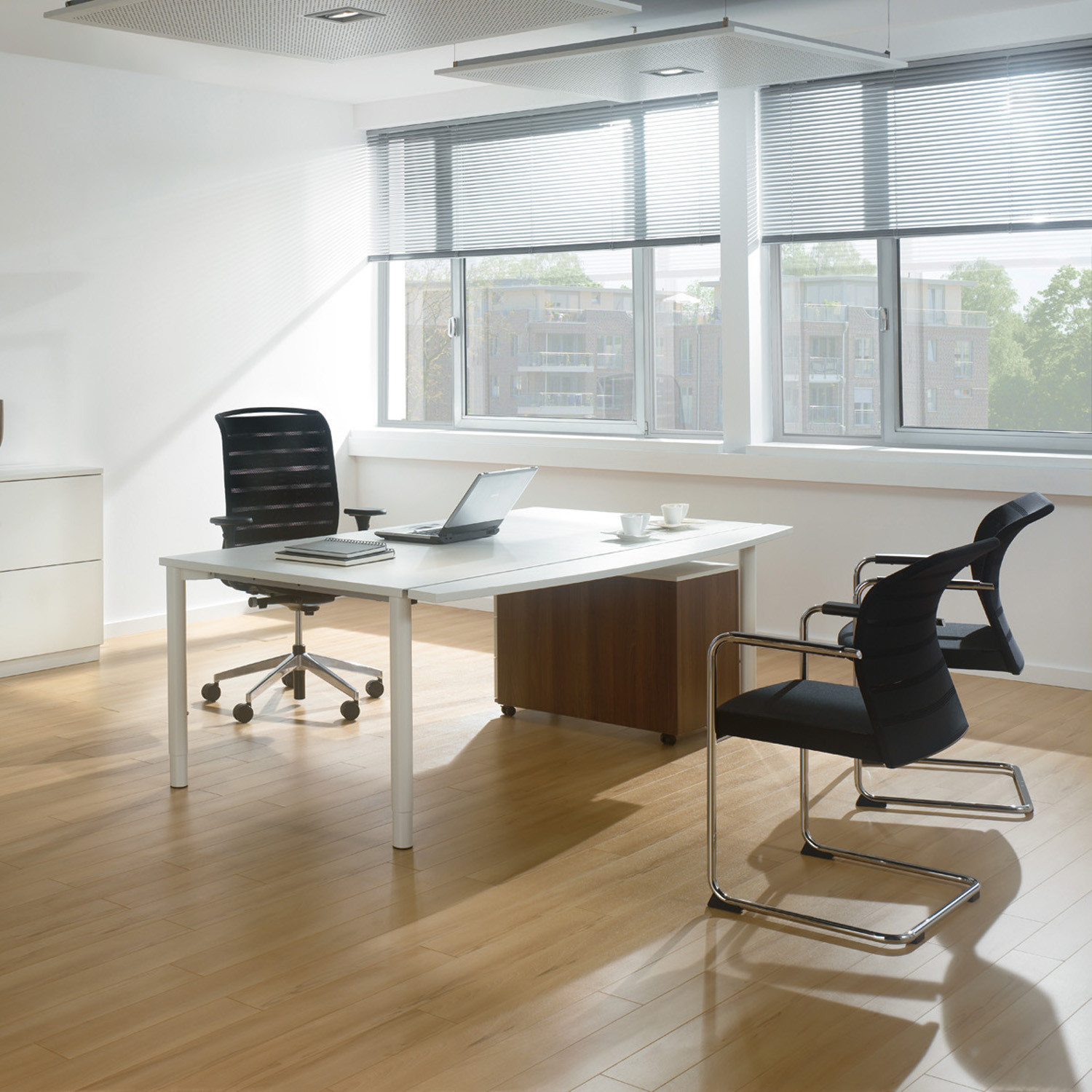Rondana Single Office Desks