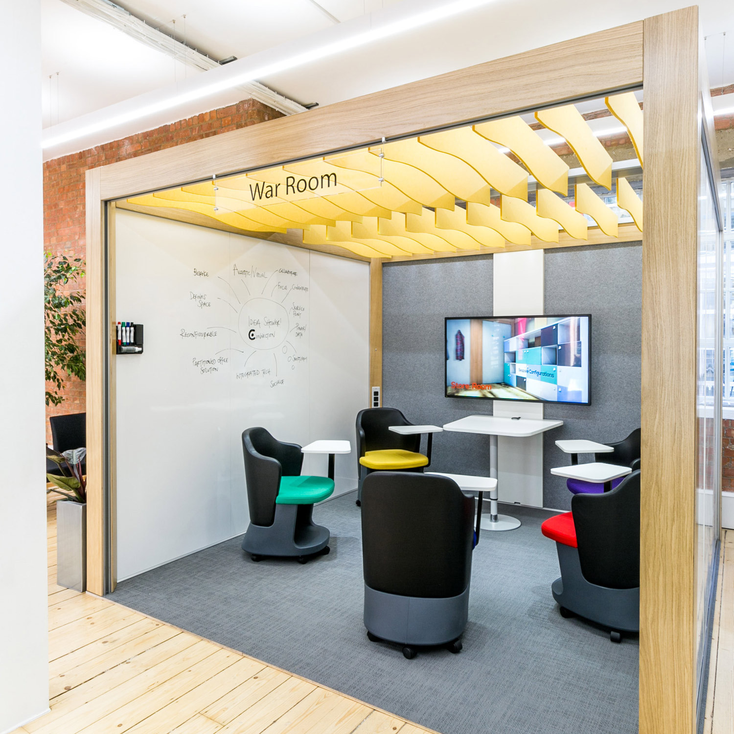 Rooms Open Plan Office Solutions