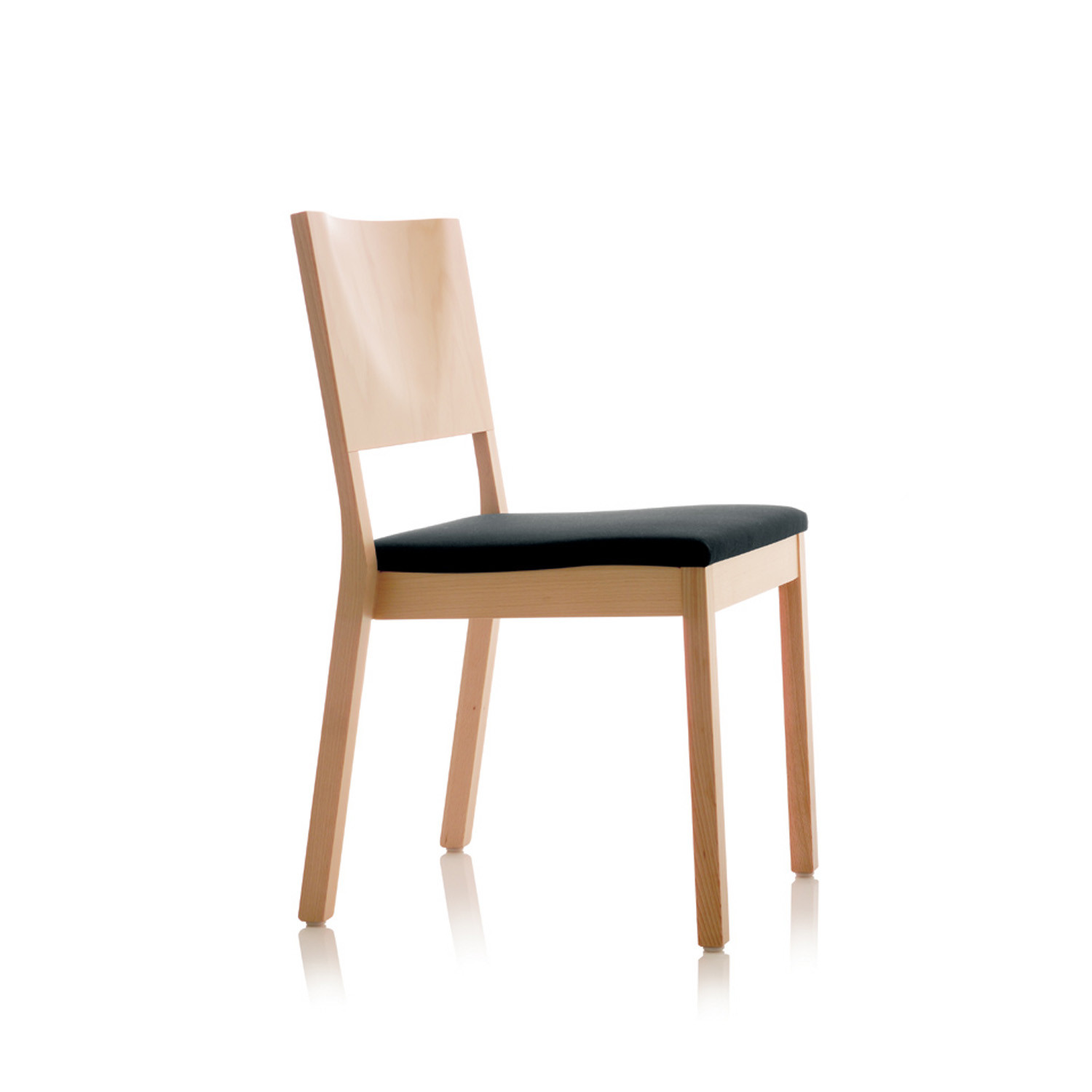 S13 Stacking Chair by Wiesner Hager