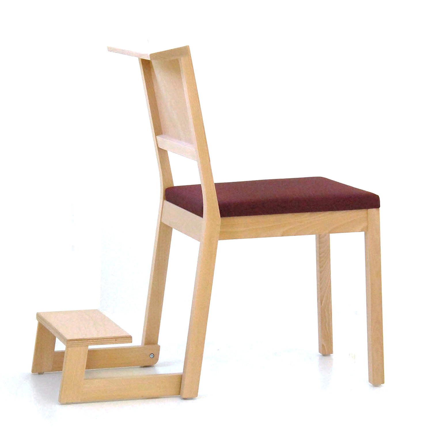 S13 Seating with Prayer Kneeler 6725-100