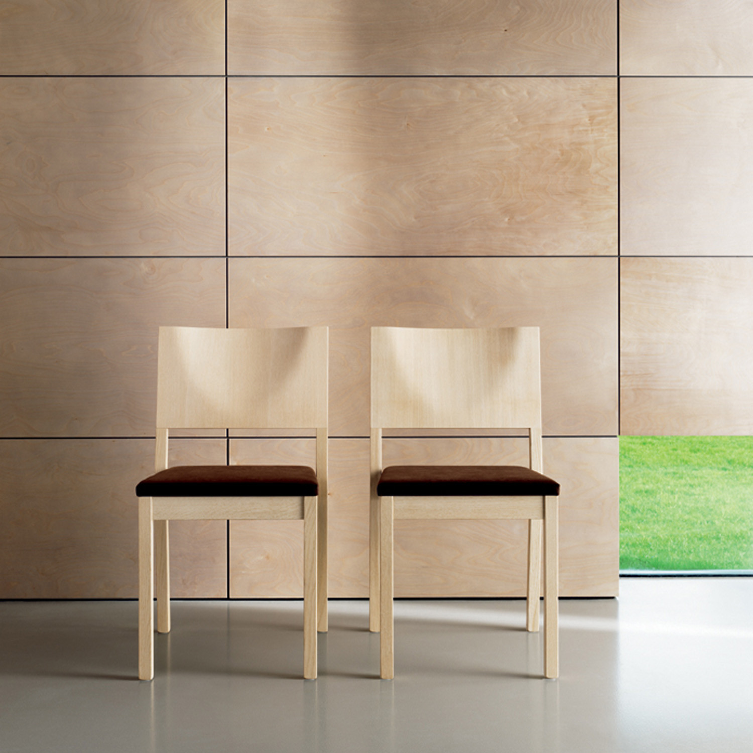 S13 Waiting Room Chair by Gerhard Braun
