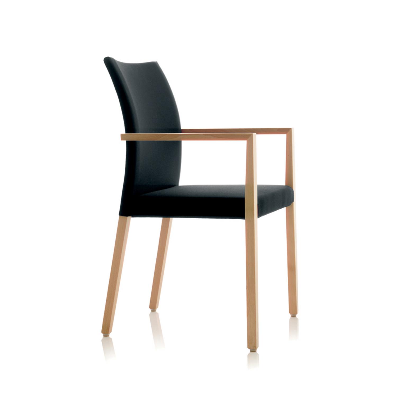 S15 Wooden Armchair