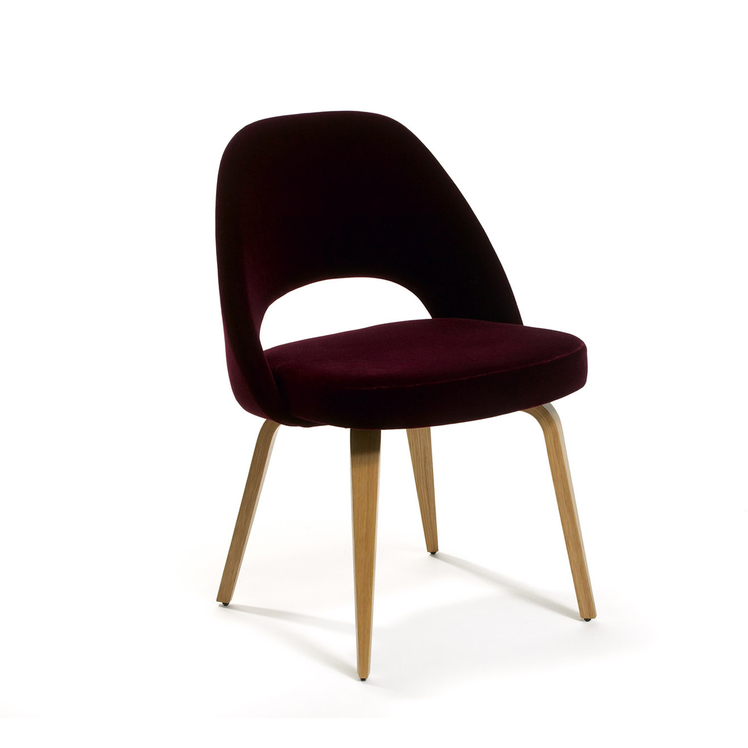 Wood conference chairs -  Saarinen Conference Chair