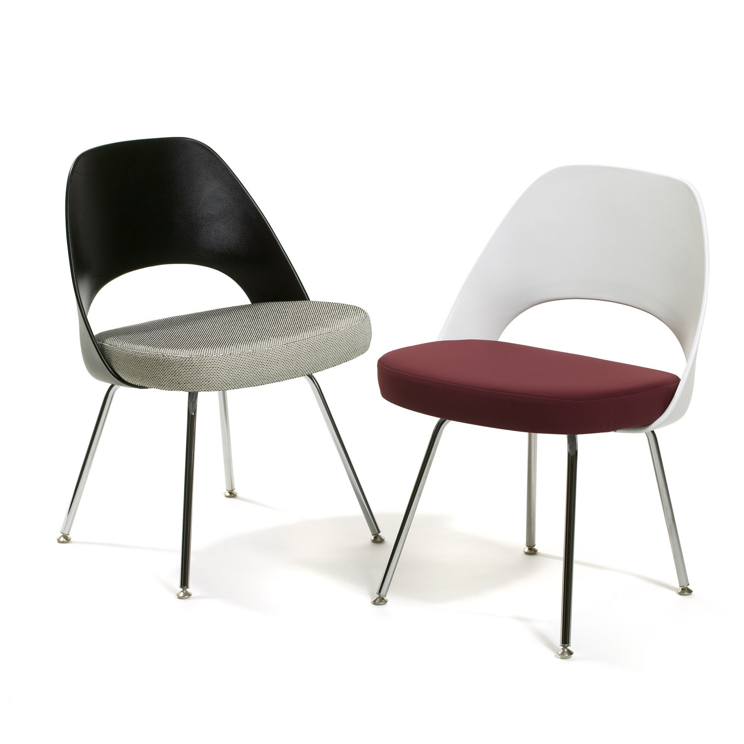 Saarinen Chairs - Steel Legs