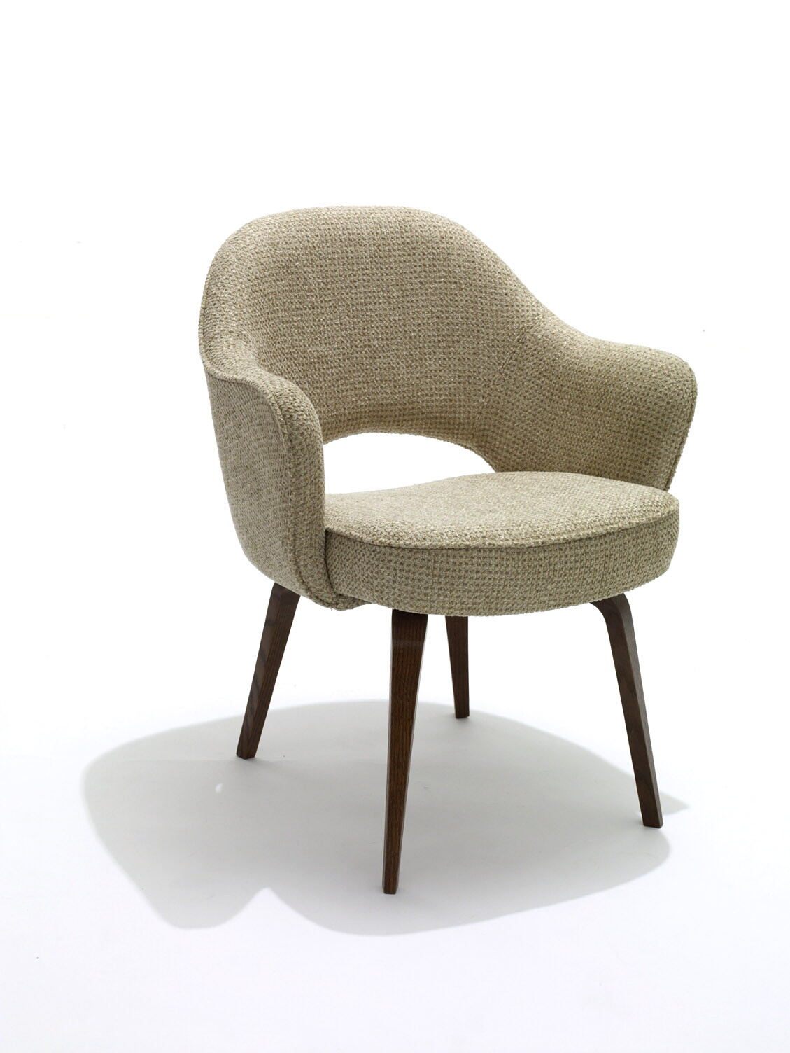 Armed Conference Chair