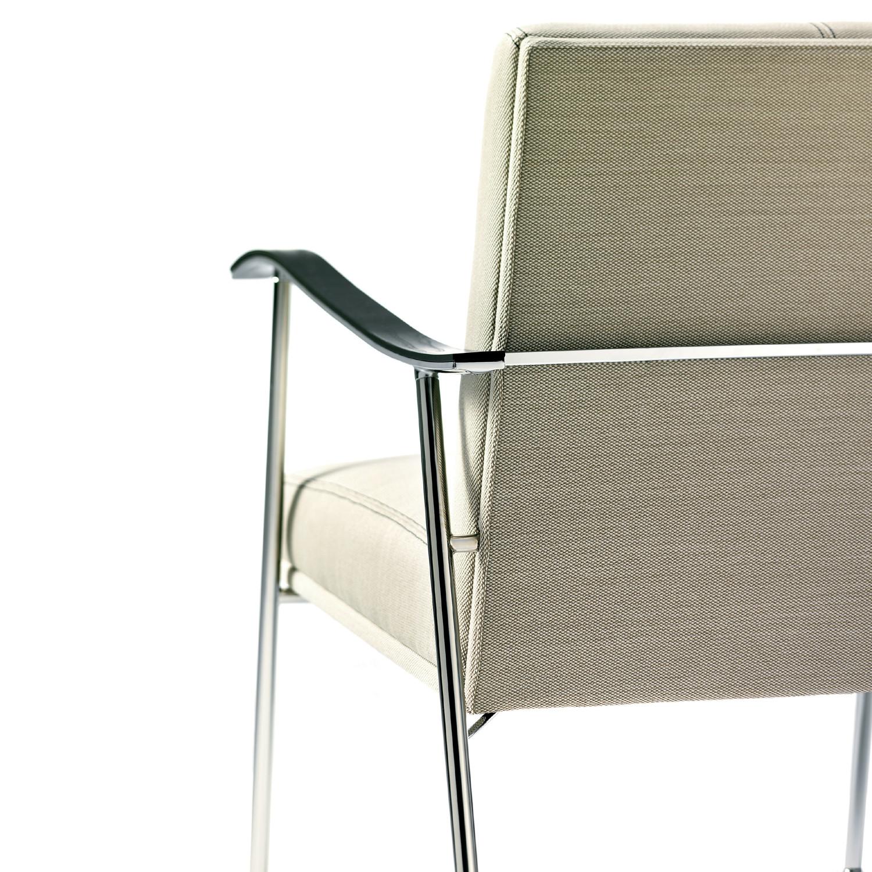Sahara Easy Chair Back Detail