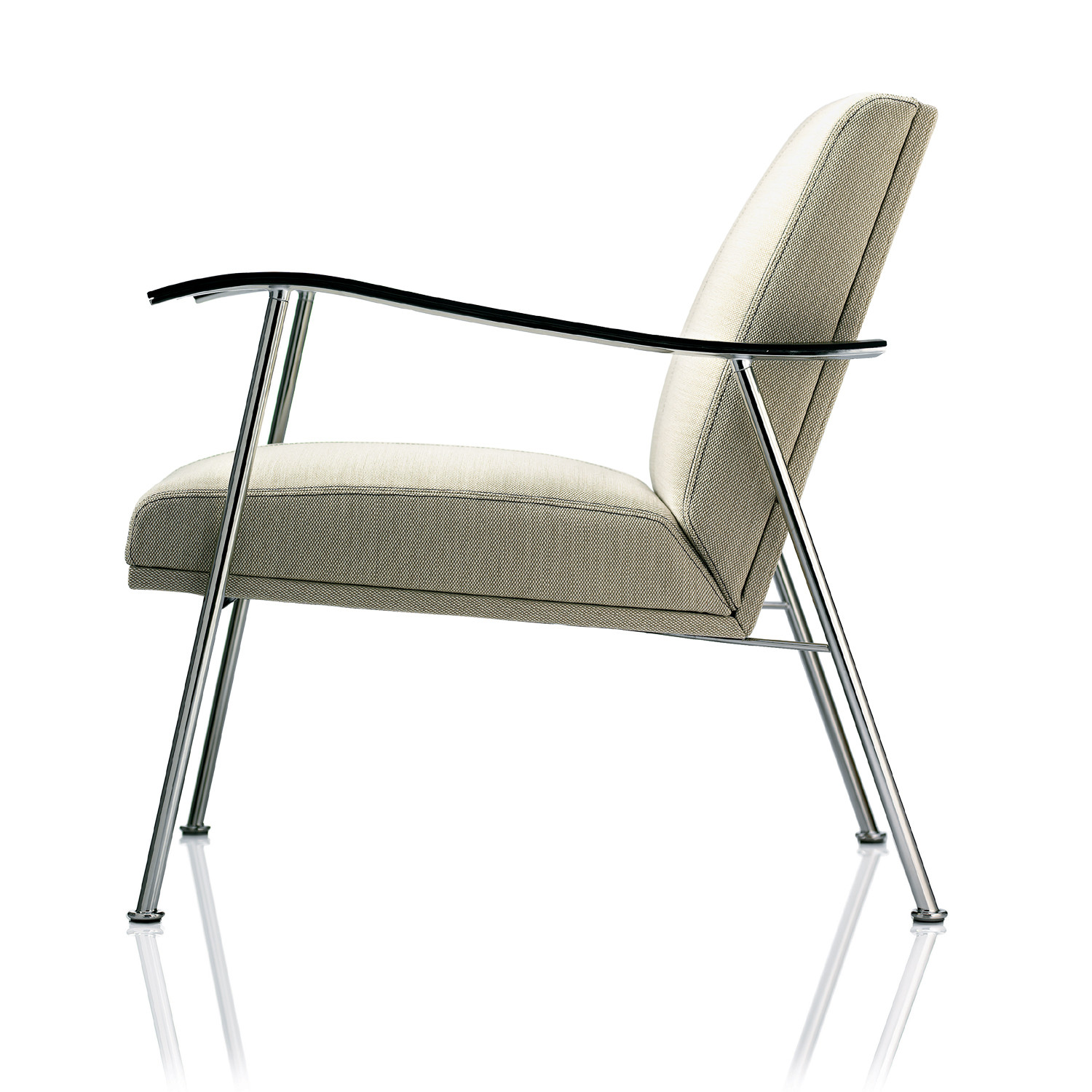 Sahara Easy Chair SIde Profile