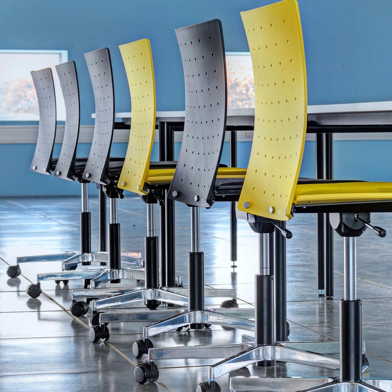 Sala E Meeting Chairs by Randers+Radius