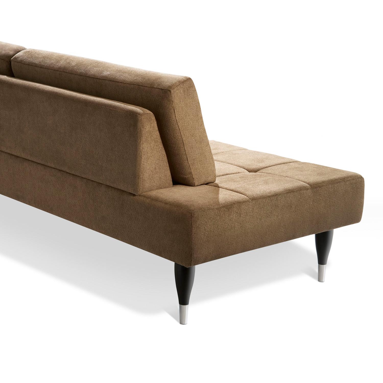 Salon Sofa Rear View