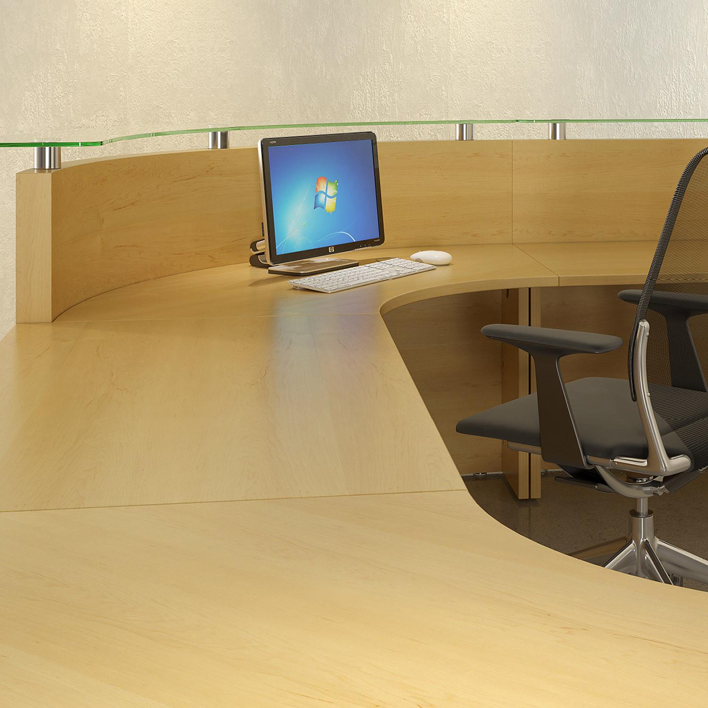 Scene Reception Desk by Tula