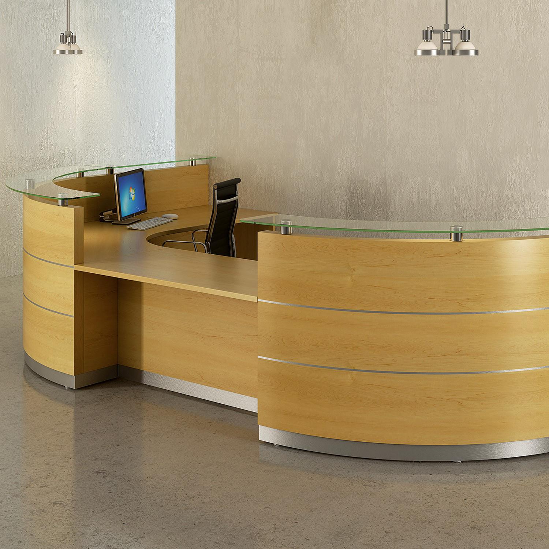 Scene Receptionist Desk