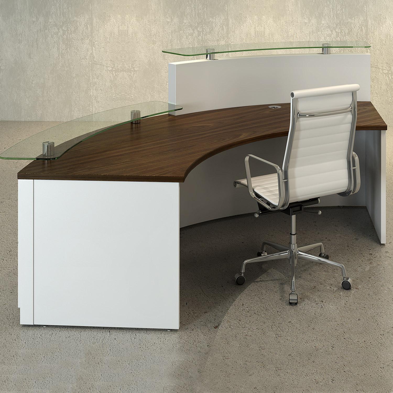 Bespoke Scene Reception Desks by Tula
