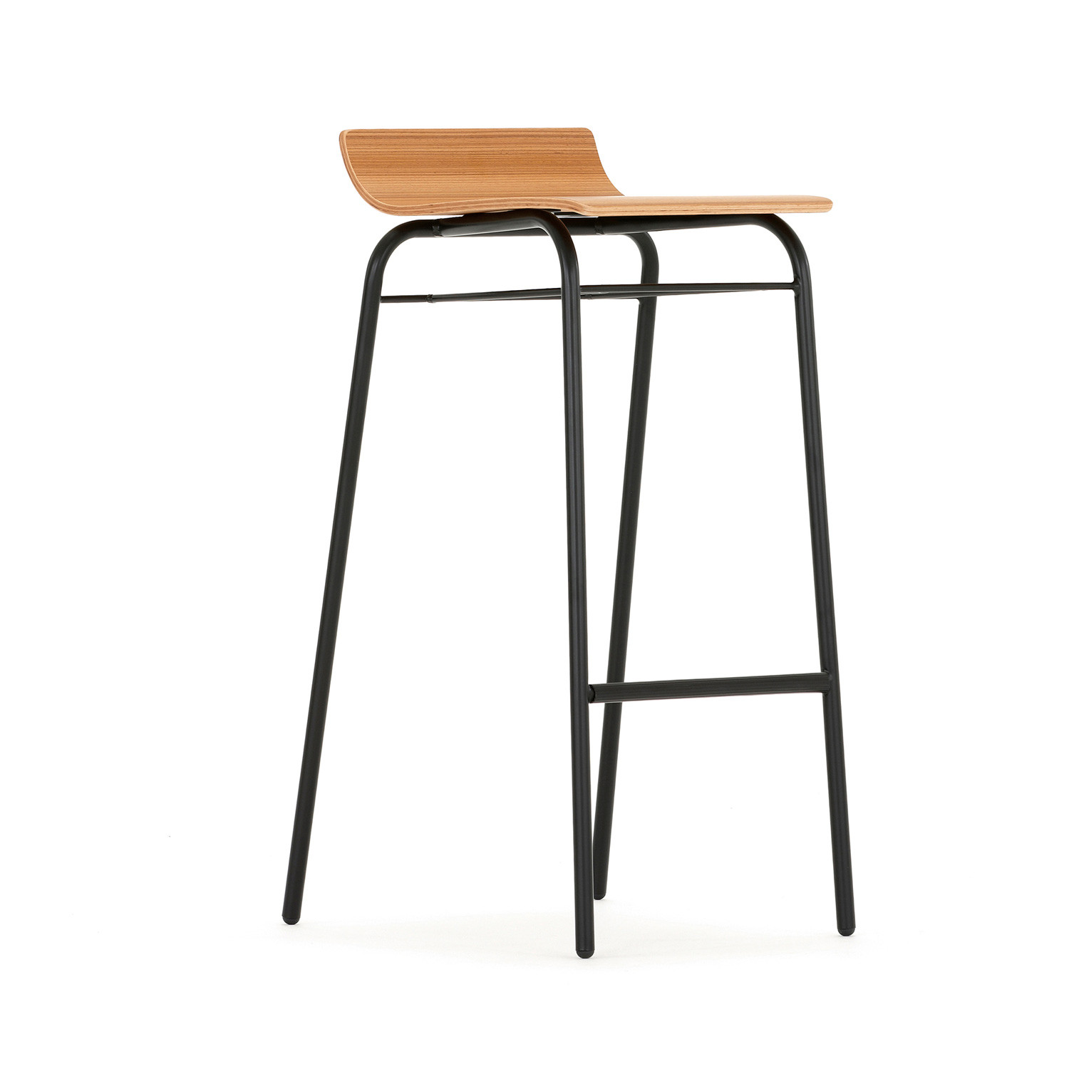 Scoop High Stool