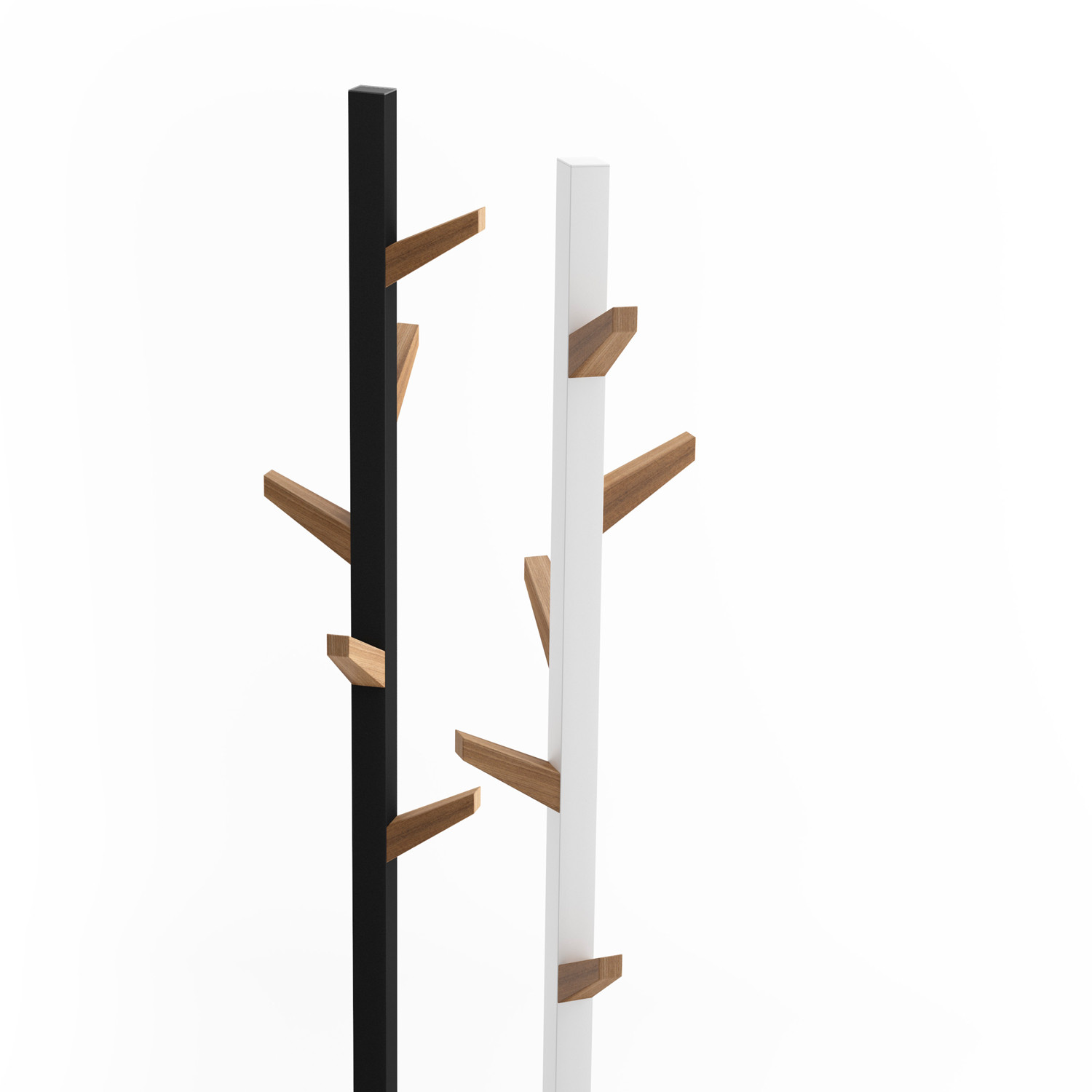 Second Tree Coat Stands