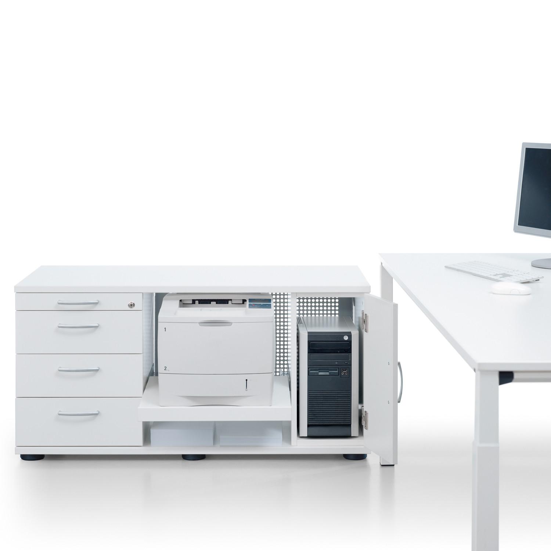 Sedus Desk Pedestals accomodate every office storage requirements