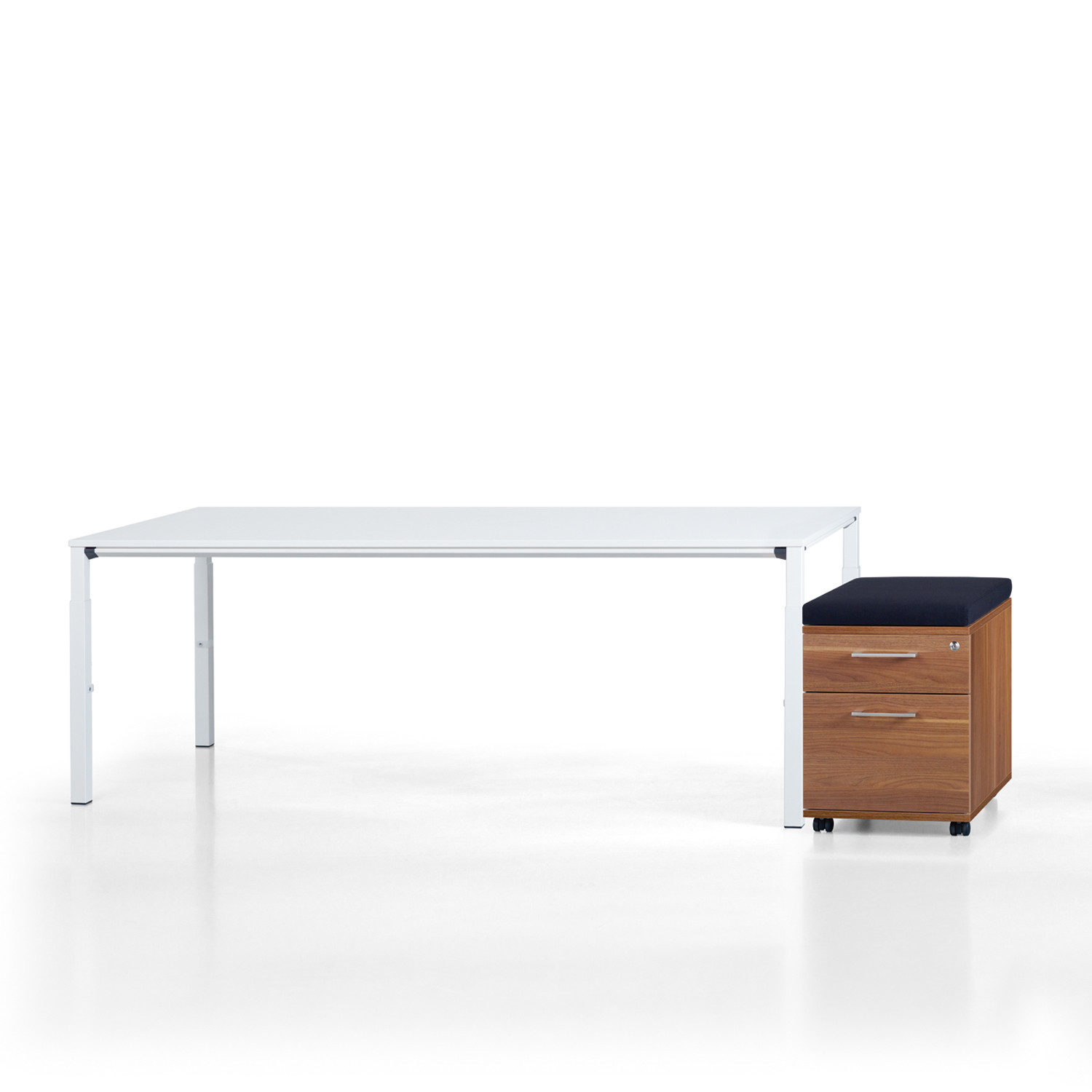 Sedus Desk Pedestal with seat cushion