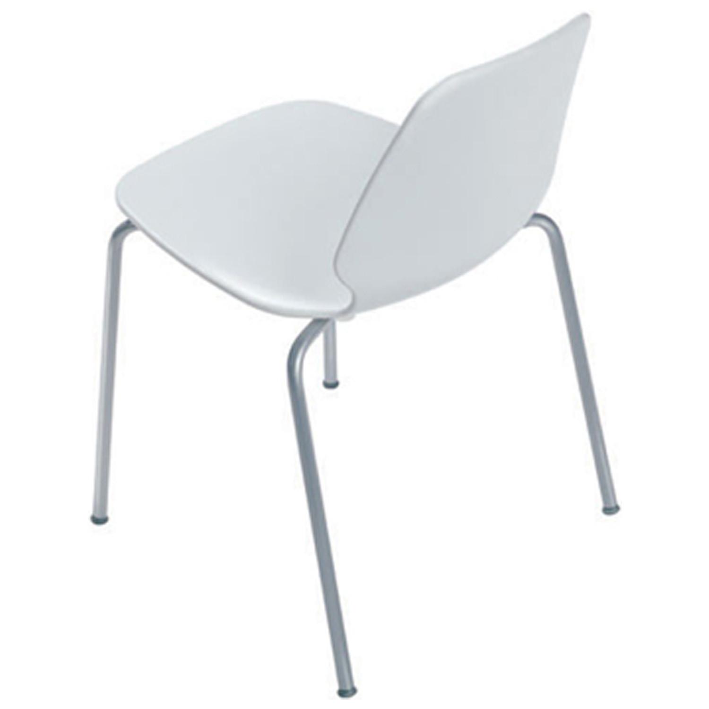 Selinunte 4-Leg Chair - back detail