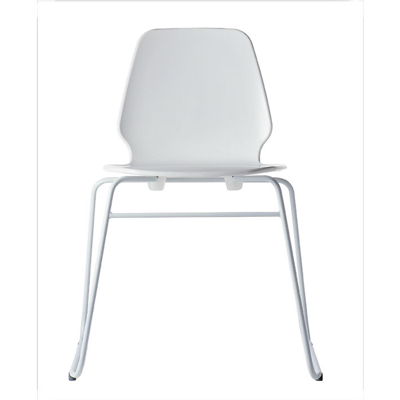 Selinunte Chair - Sled Base