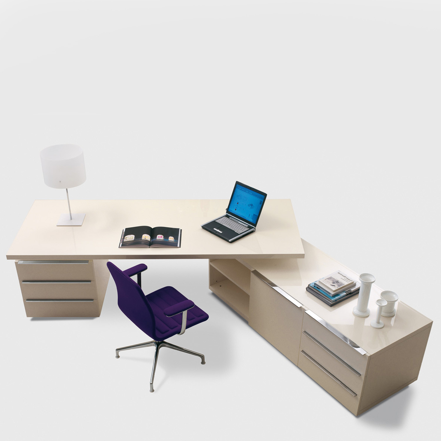 Senior Executive Desk by Cappellini