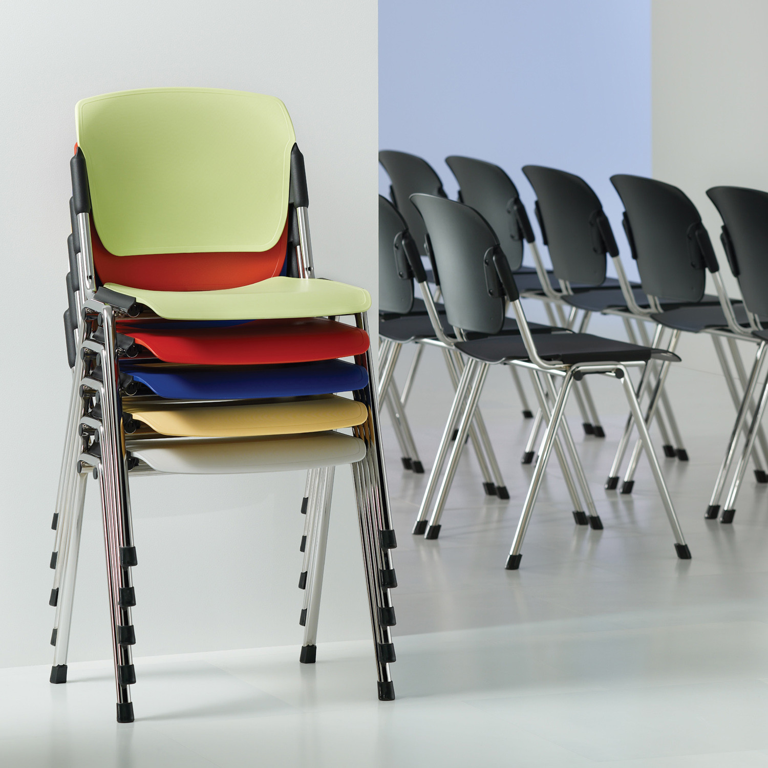 Series 8000 Stacking Chairs