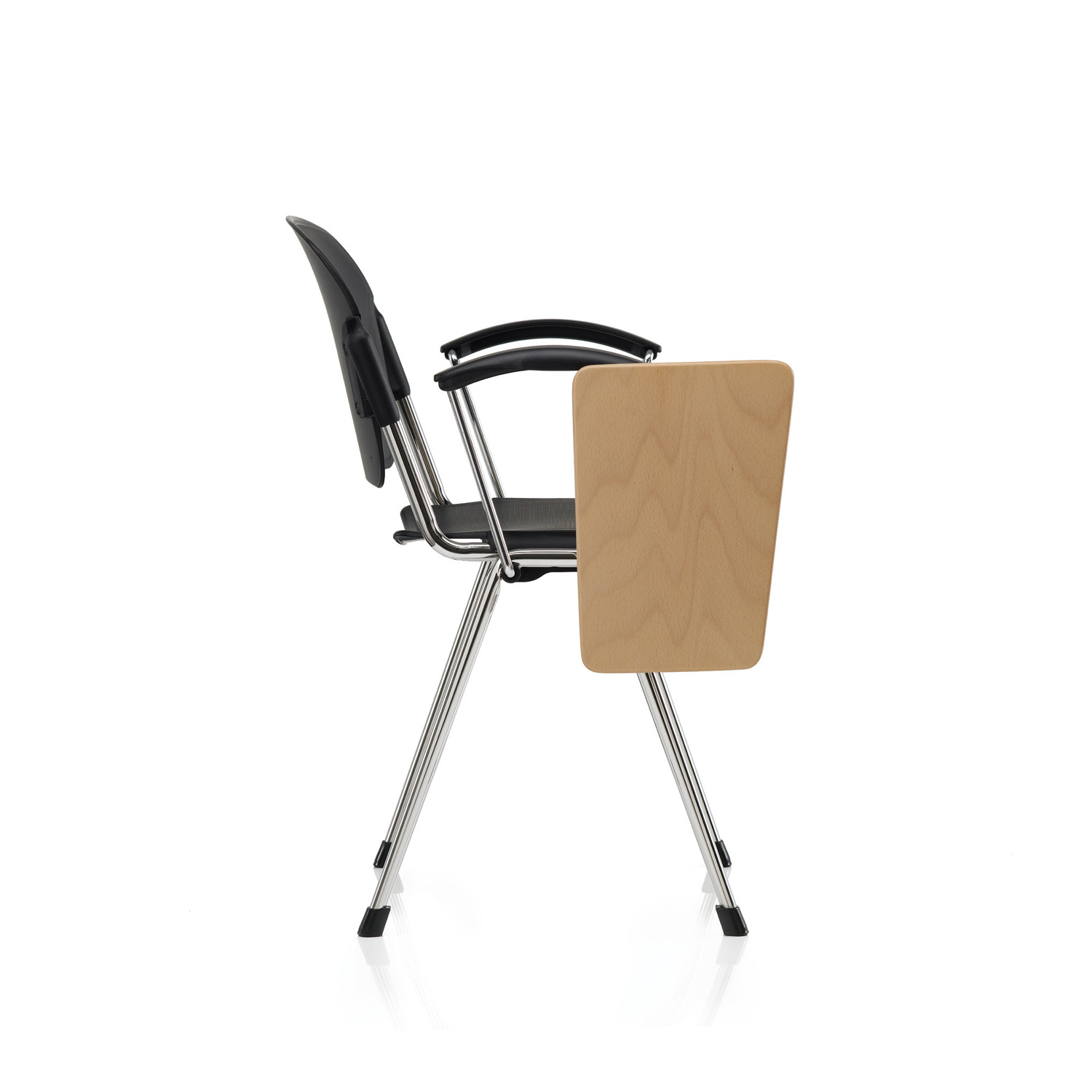 Series 8000 Stacking Chairs Fold out  Table