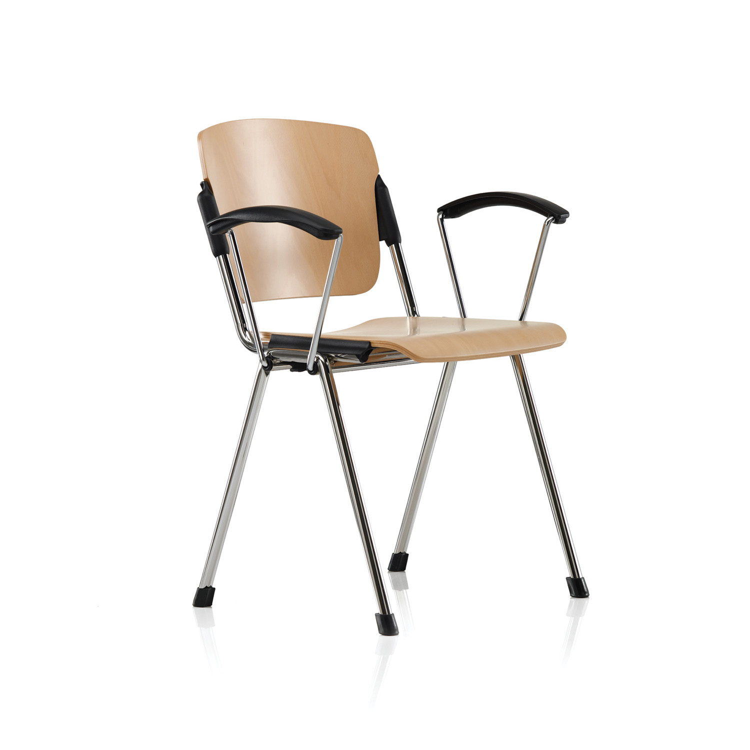 Series 8000 Stacking Chairs by Pledge