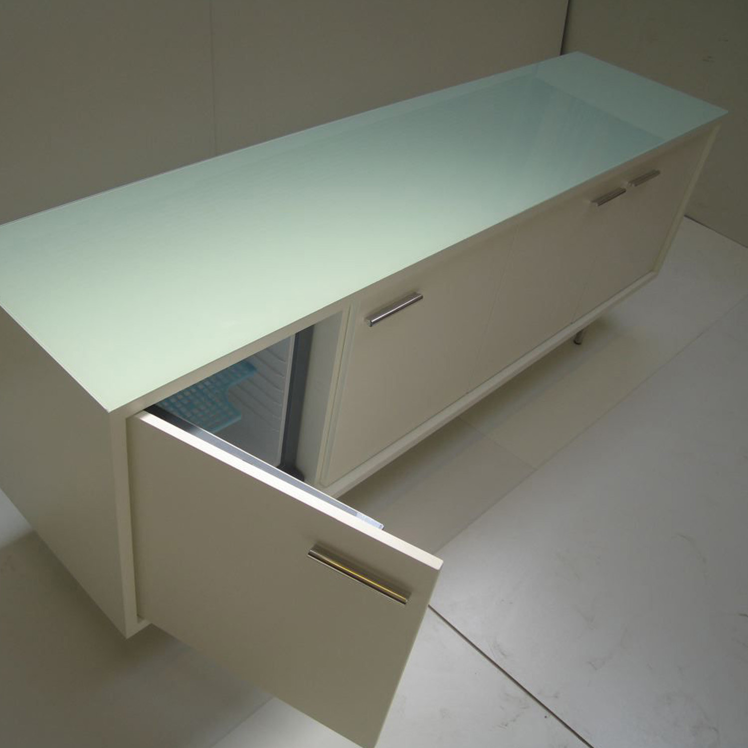 Series 3 Credenza - Meeting Room Storage