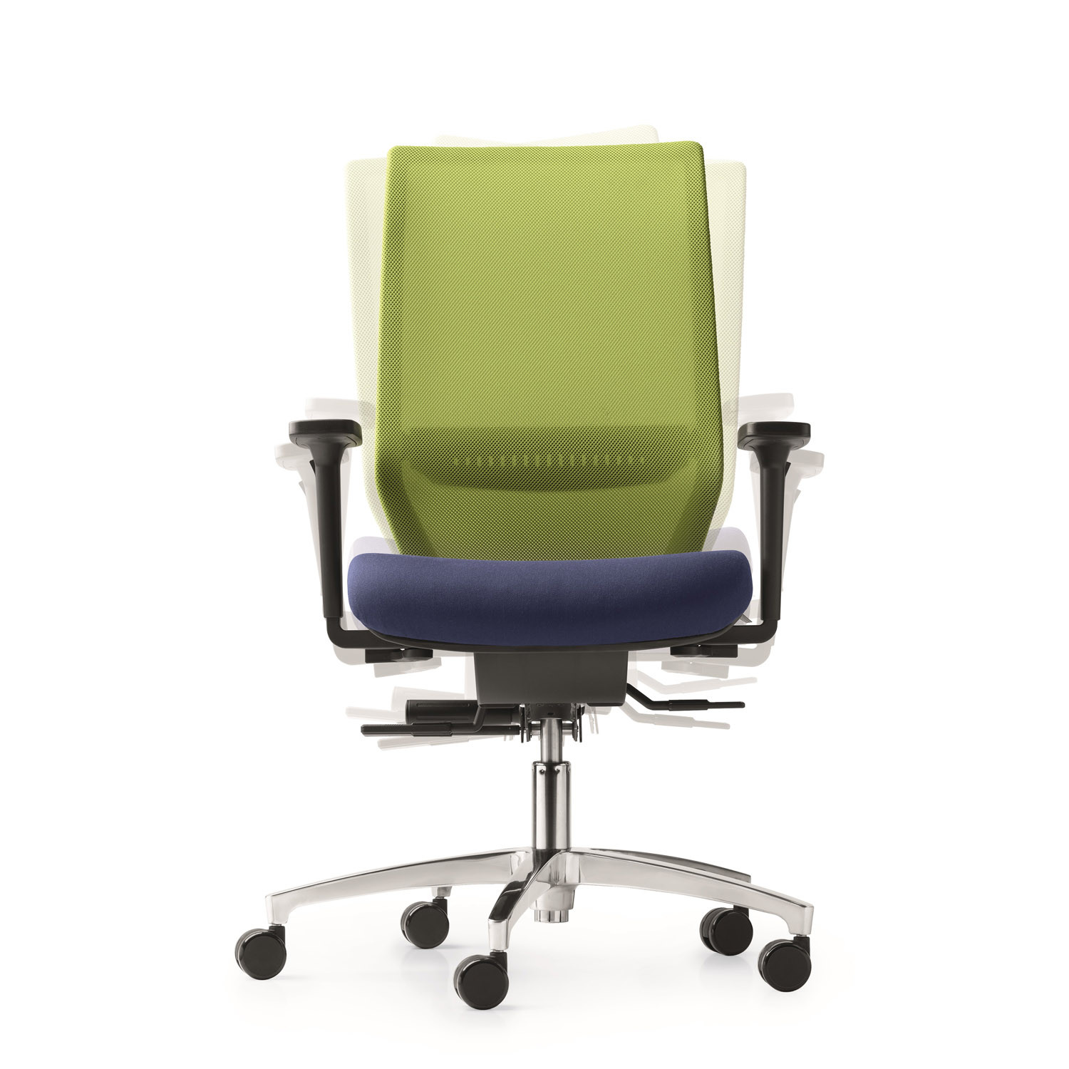 Shape Mesh 3D Office Chairs from Dauphin