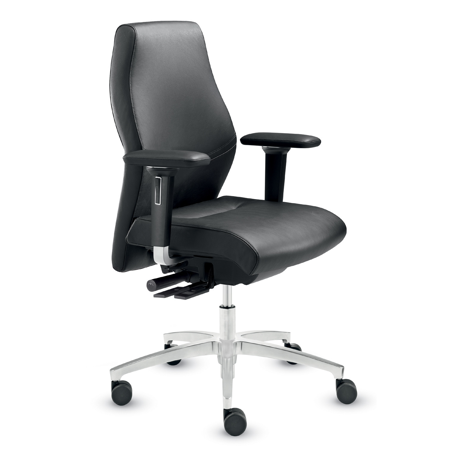 Shape Executive Desk Chair by Dauphin