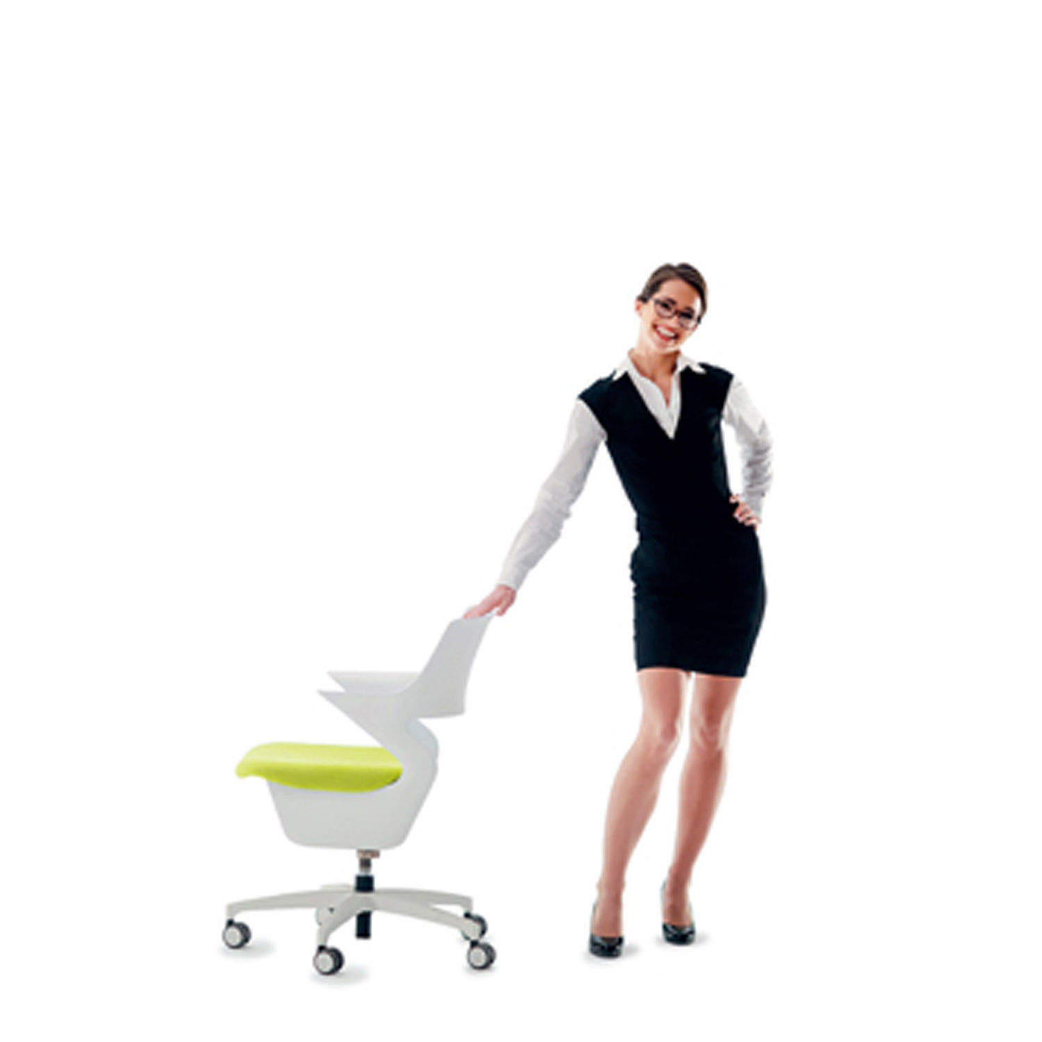 Sharko Swivel Chair from Mobica Plus
