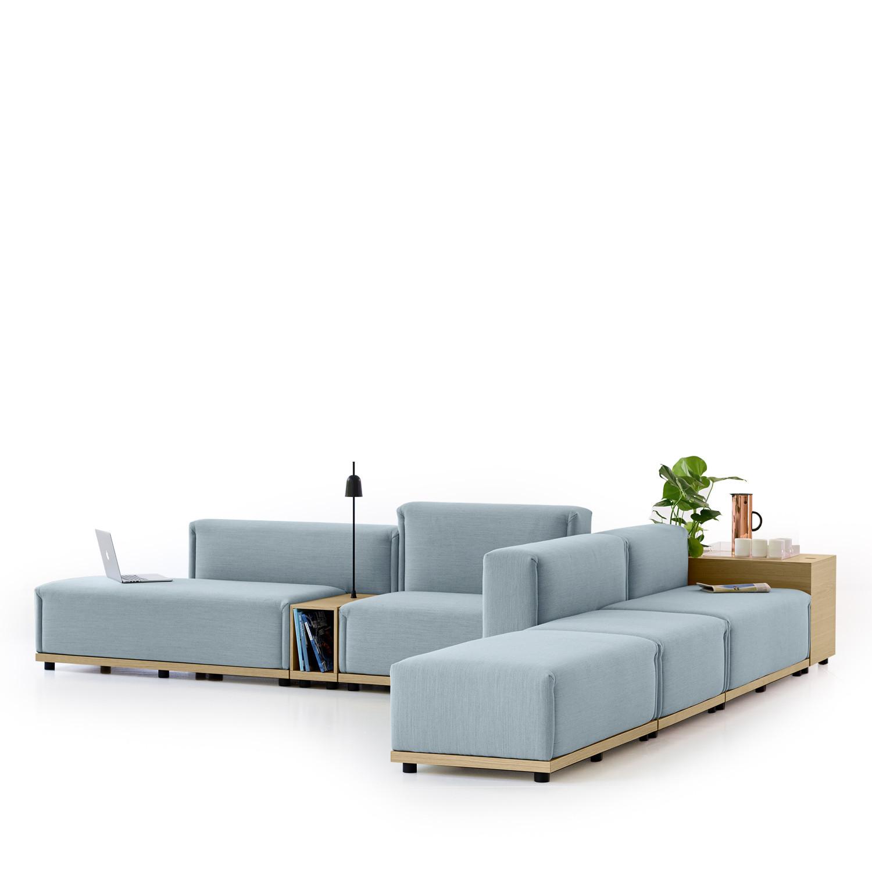 Shuffl Modular Sofa Modular Soft Seating Apres Furniture