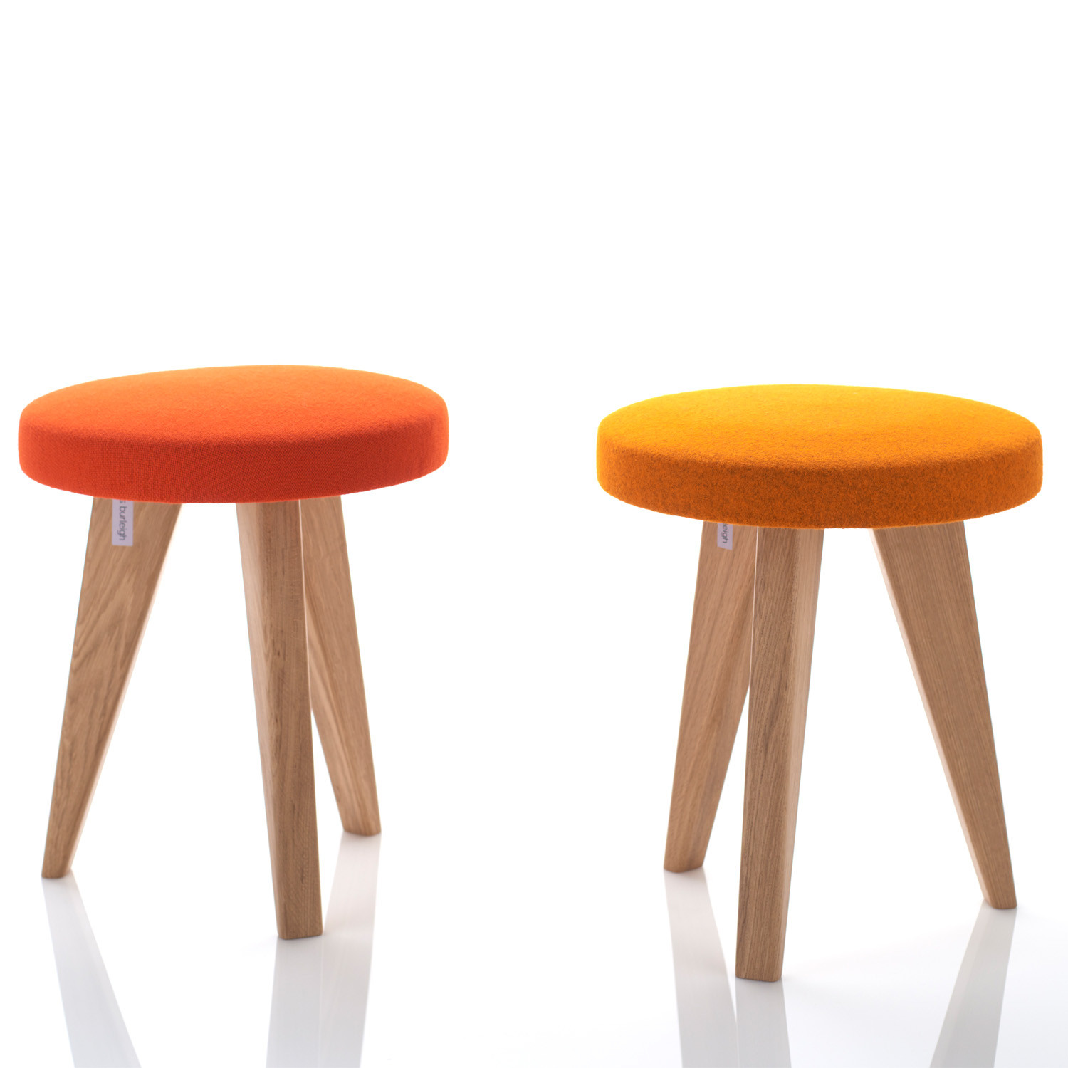 Shug Designer Stools by James Burleigh