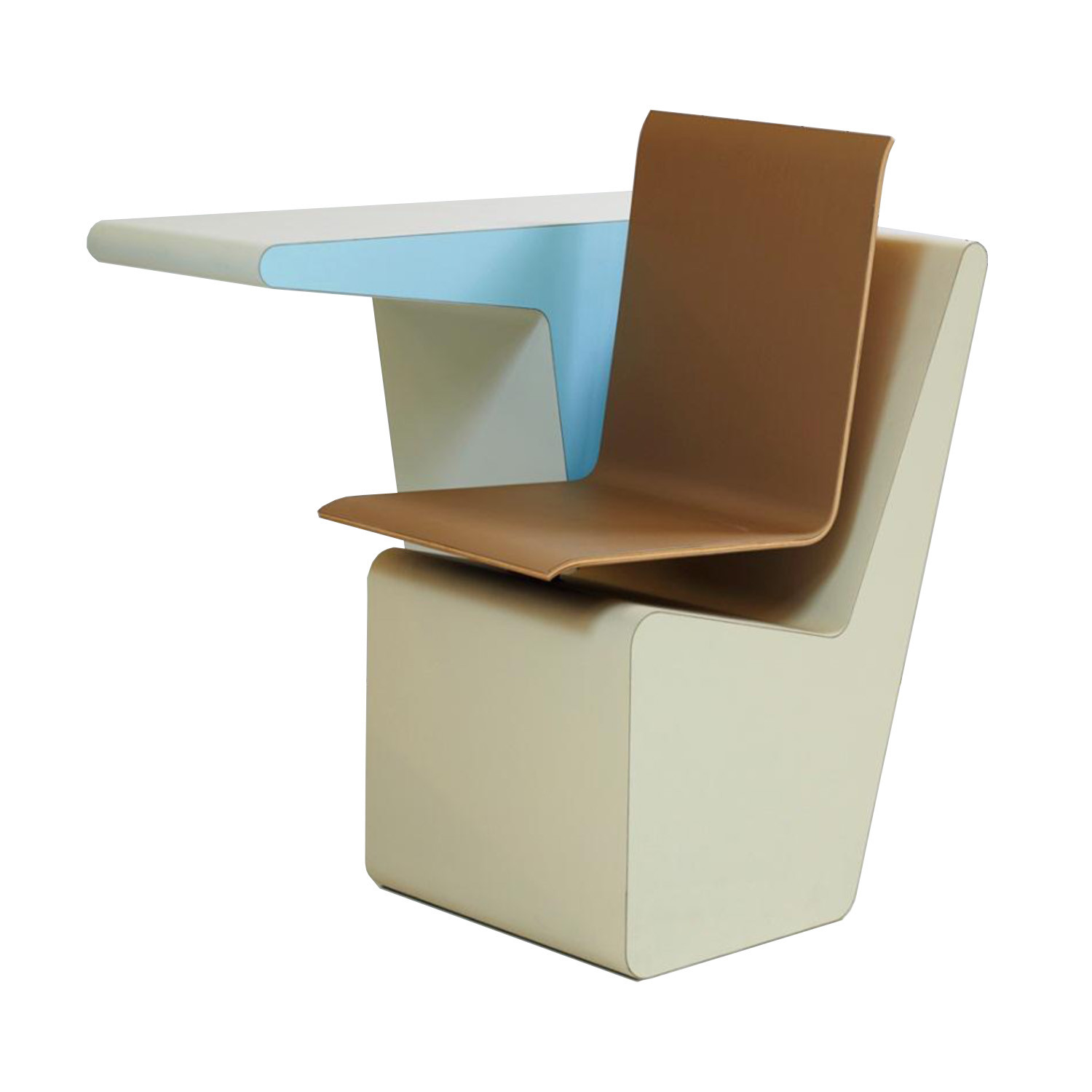 Sideseat and desk multi functional furniture apres for Functional furniture