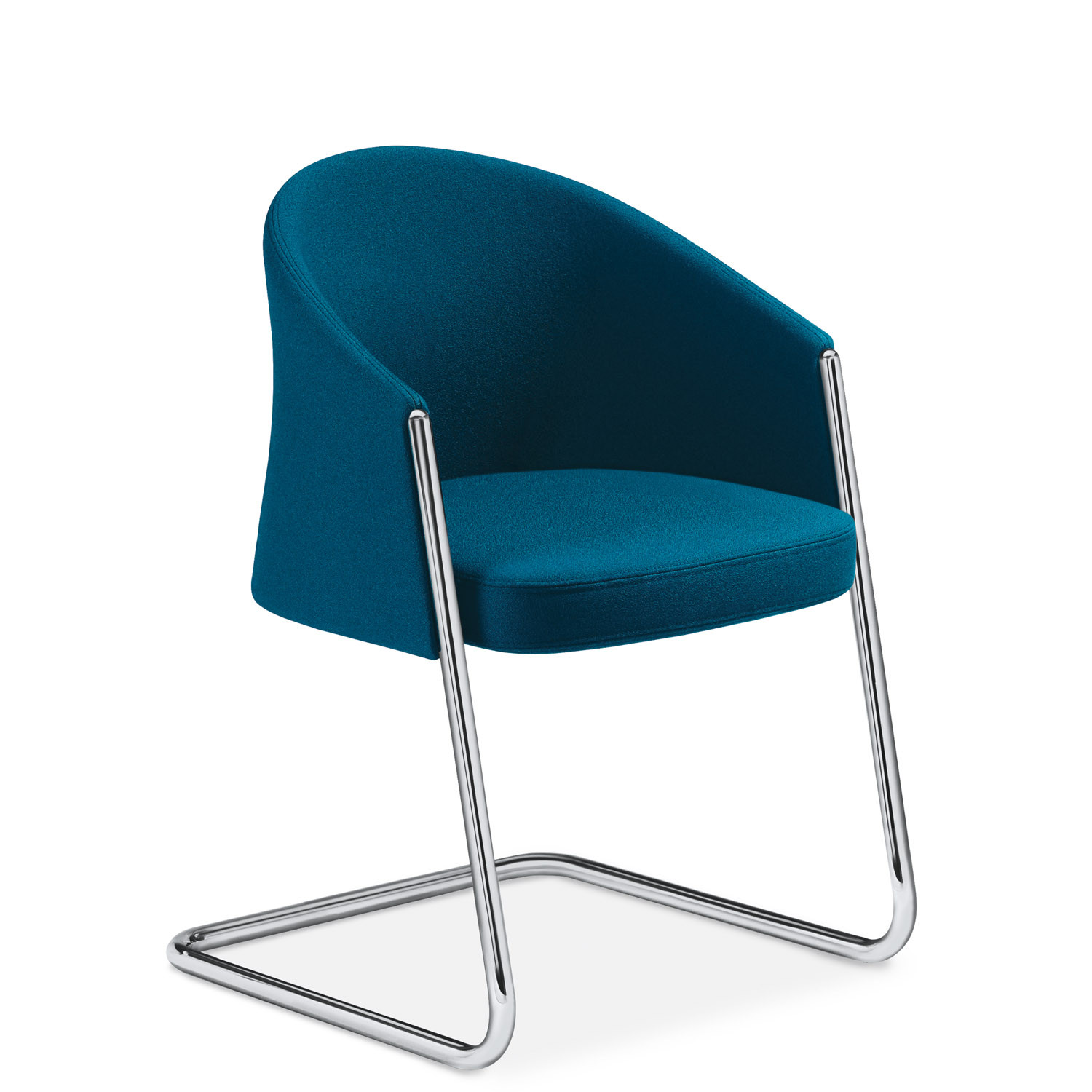 Silent Rush Cantilever Chair