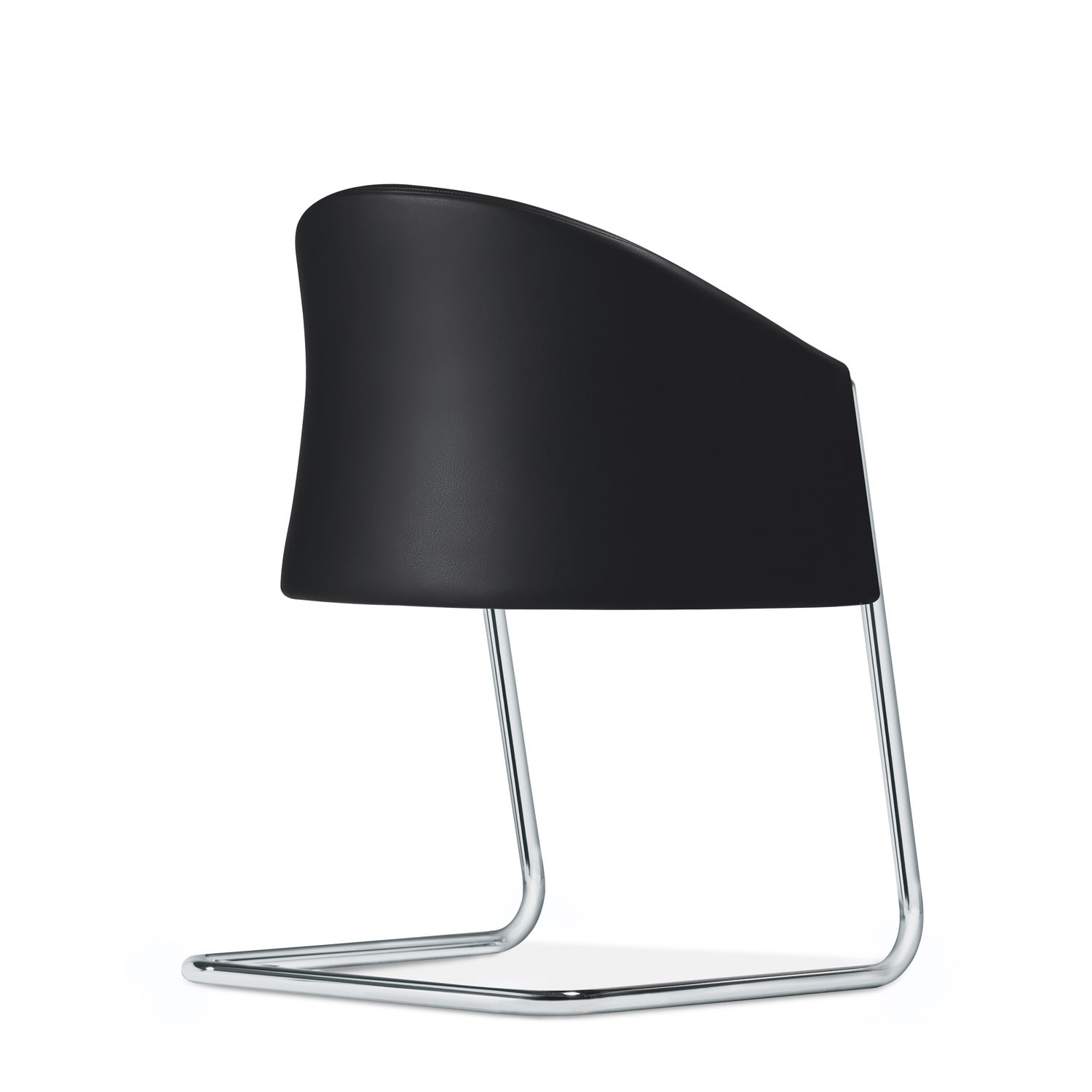 Silent Rush Office Cantilever Chair