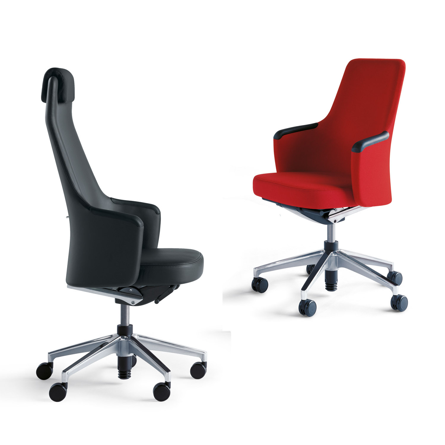 Silent Rush Executive Chairs
