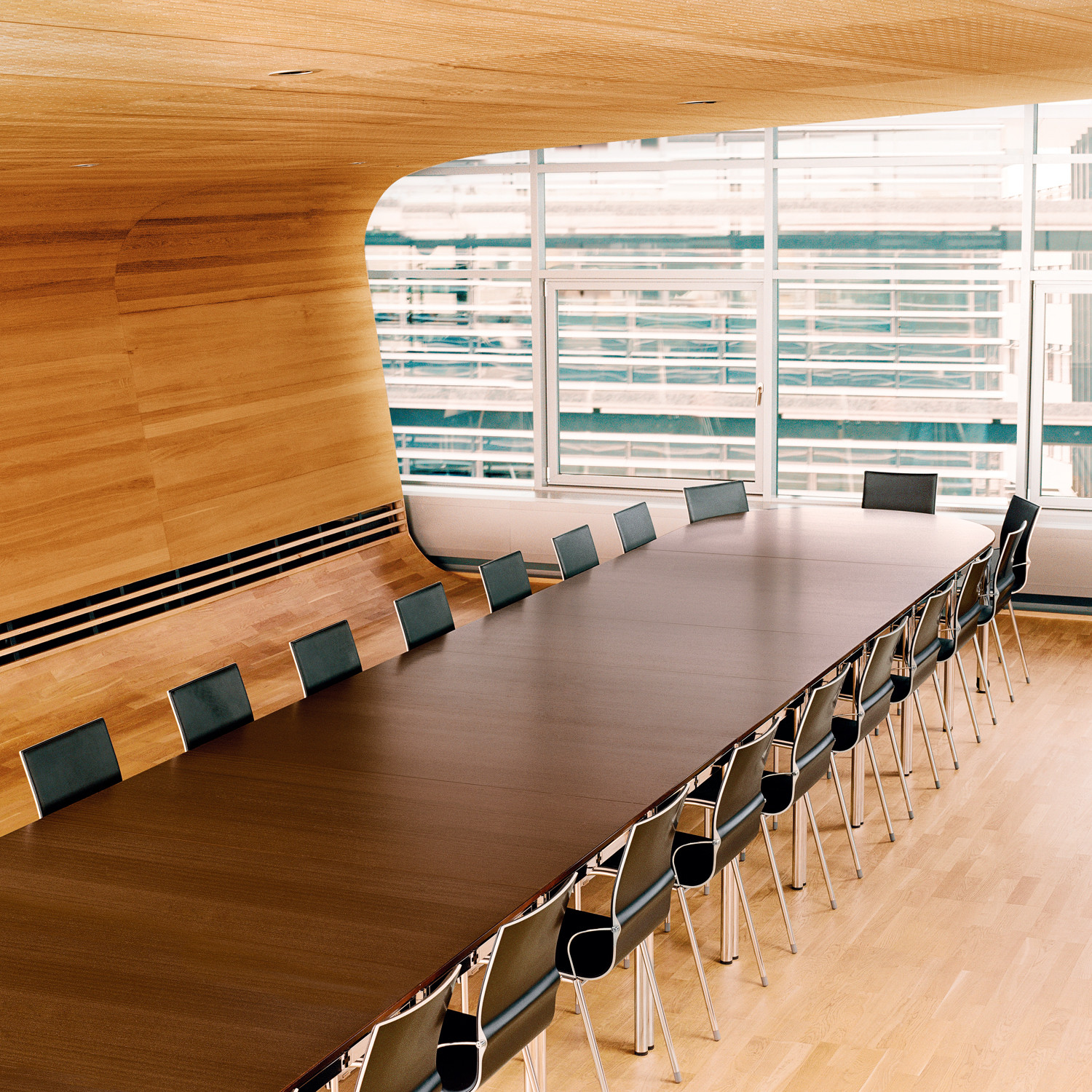 Simpla Conference Tables by Howe