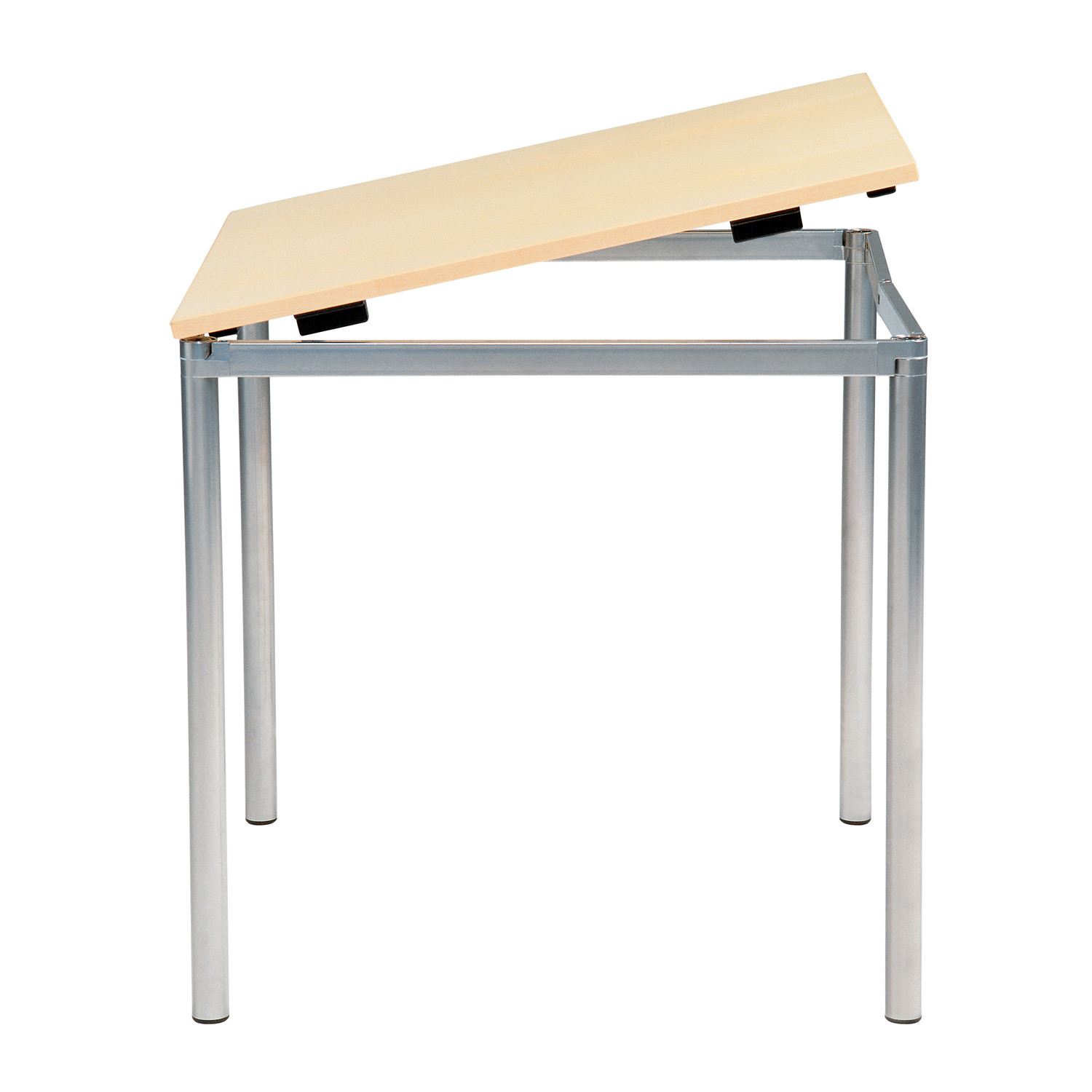 Simpla Two-Piece Table with Lift-Off Top