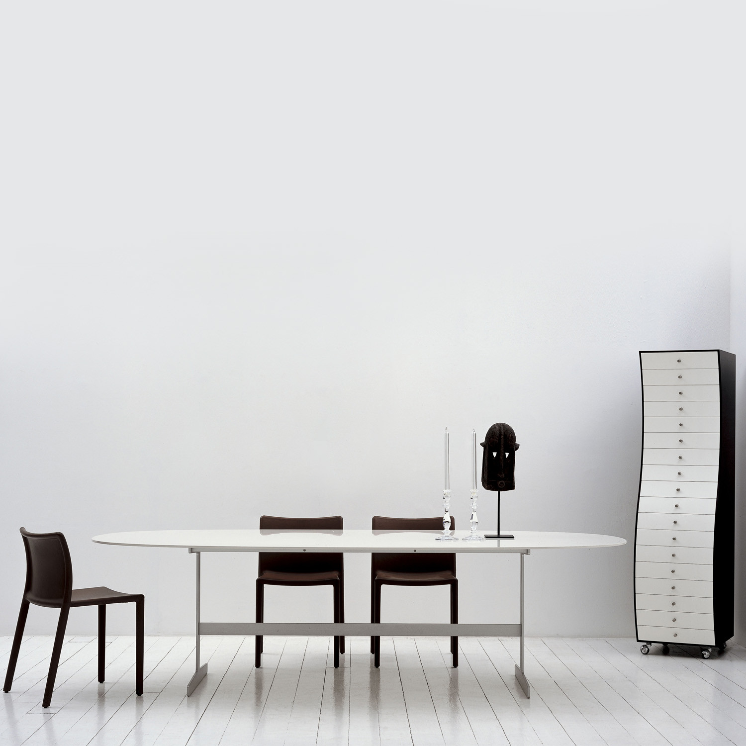 Simplon Meeting Table by Cappellini