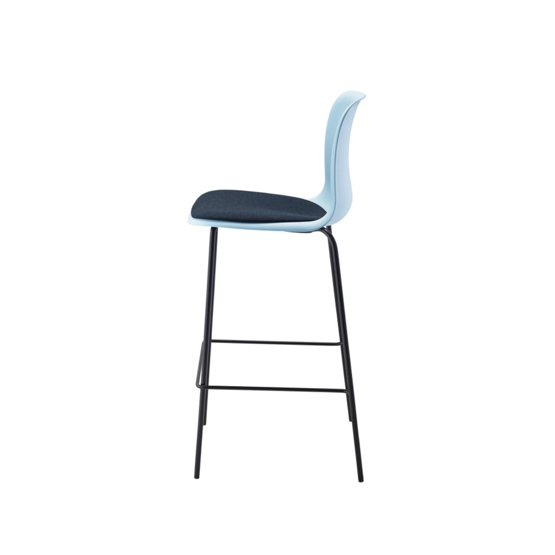SixE 4-Leg Base Barstool