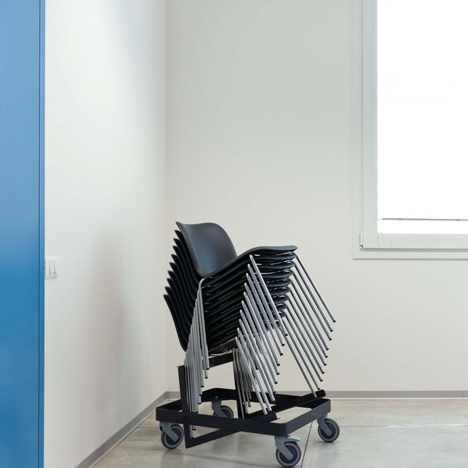 SixE Stackable Chairs by How