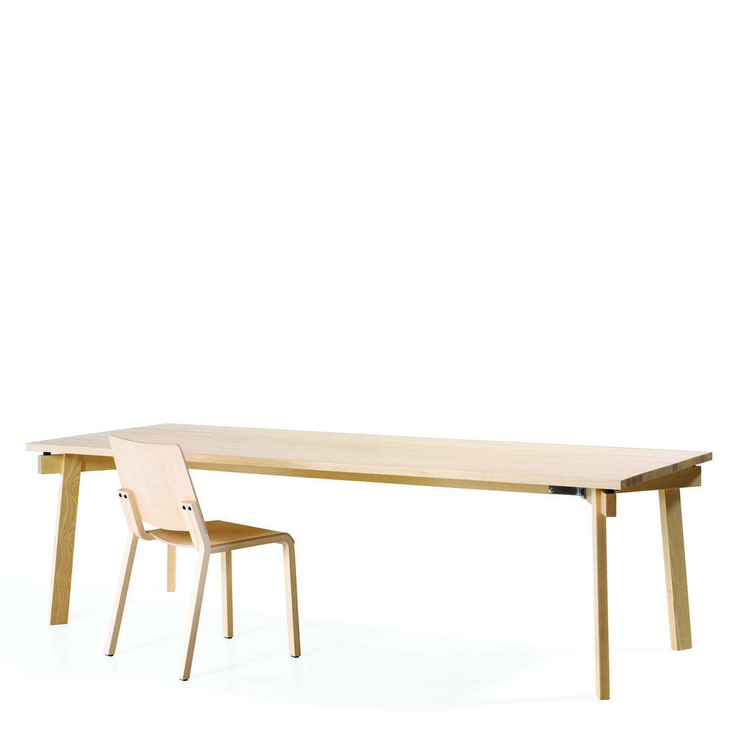 Size Solid Wooden Table L905