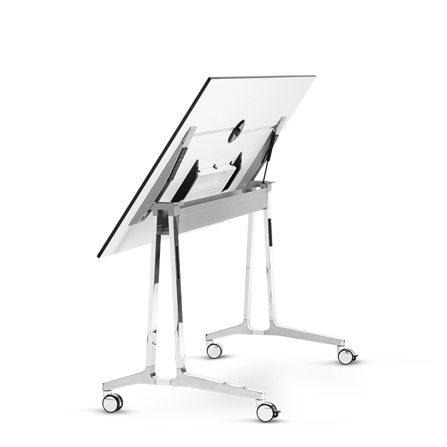 Skill Folding Meeting Table